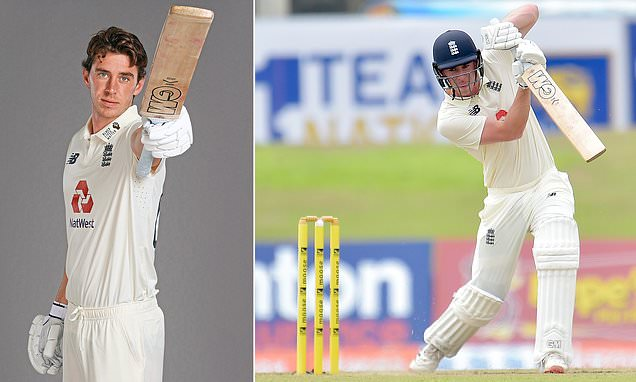 England batsman Dan Lawrence is dreaming of a hundred at Lord's