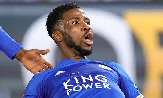 Kelechi Iheanacho set for new deal at Leicester City