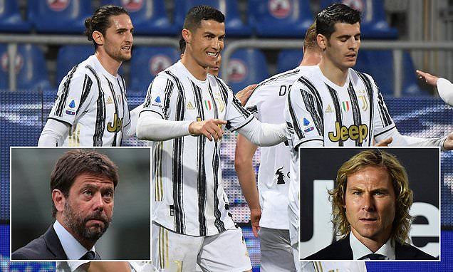 Juventus 'ask players to accept delay in their wages for FOUR months'
