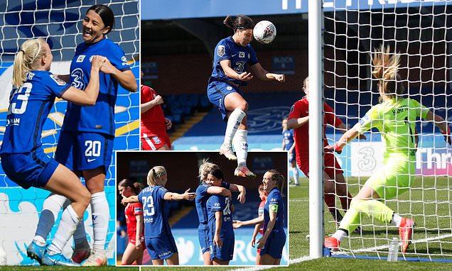 Chelsea 6-0 Birmingham: A Samantha Kerr hat-trick steals the show