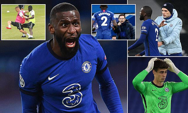 Will Thomas Tuchel keep faith with Antonio Rudiger after bust-up?