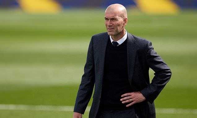 Zidane says Real Madrid deserve trust ahead of Liverpool showdown