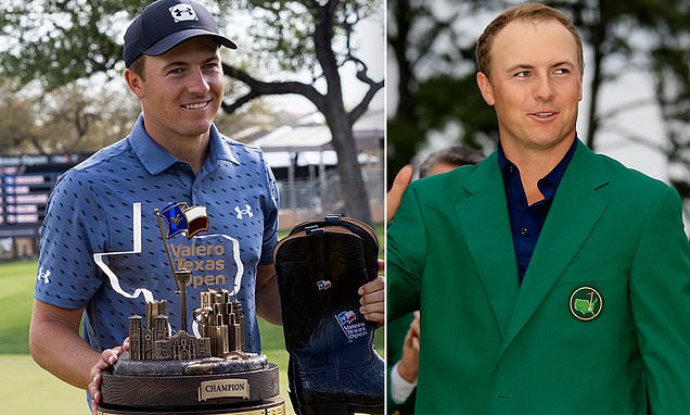 Spieth's form collapsed but he's back in the groove at the right time