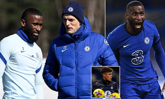 With Chelsea future on the line, Rudiger is at the centre of a storm