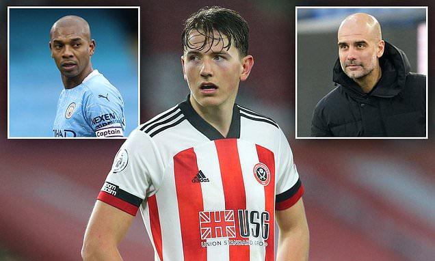 Manchester City 'line up shock move for midfielder Sander Berge'