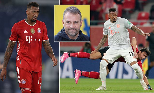 Bayern 'have told Jerome Boateng he can leave for free this summer'