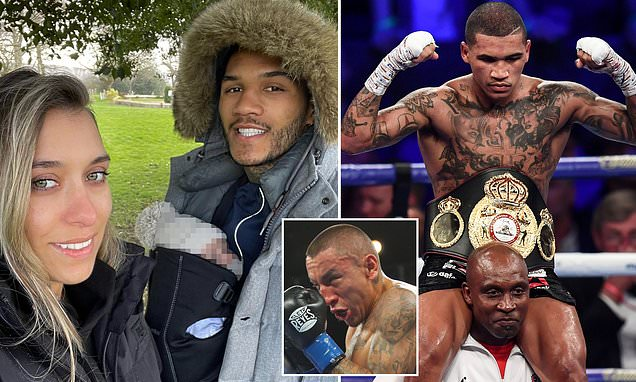 Conor Benn admits he doesn't want his newborn son to become a boxer
