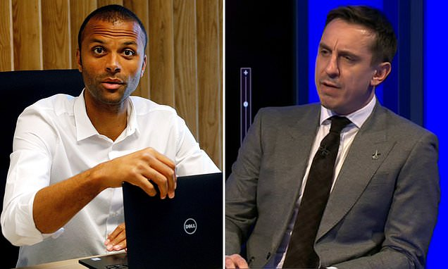 Gary Neville hit by complaint over his role in PFA search for new CEO