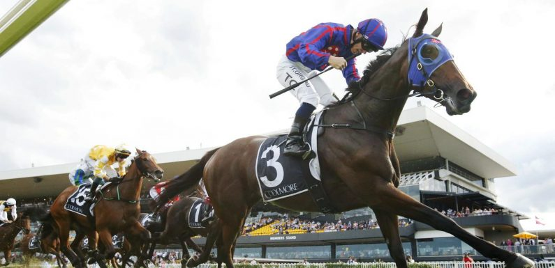 Tony Gollan's Group 1 winner Krone is lame and has been ruled out of Sydney carnival