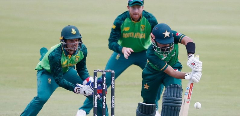 Cricket world roasts embarrassing kits of South Africa and Pakistan