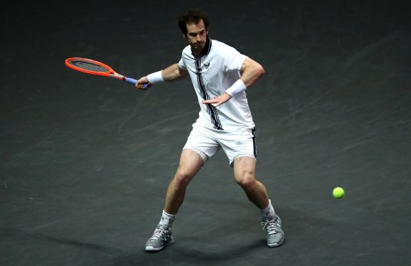 Andy Murray hoping to become golf caddie or football coach after tennis career