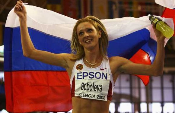 Russian former indoor 1,500 metres champion gets eight-year doping ban