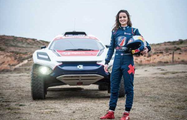 Catie Munnings: 'Motorsport has been selfish in the past. Extreme E is about something bigger'
