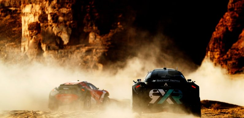 Extreme E in pictures: The best images from the Desert X Prix in Saudi Arabia's spectacular AlUla