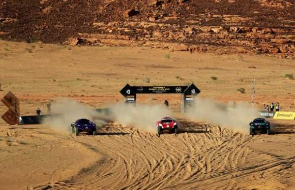 Extreme E LIVE: Results and reaction from Desert X Prix final