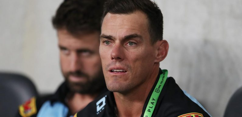 'I went through it at the Tigers': Sharks star reveals club's huge risk in Morris contract snub