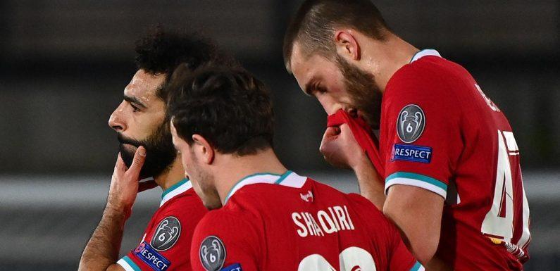 'Not good': Klopp slams lacklustre Liverpool