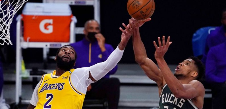 Sources: Lakers optimistic on Drummond injury