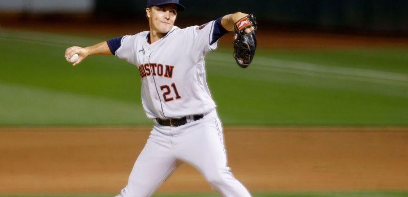 Greinke: Hope Astros' wins will silence fans' boos