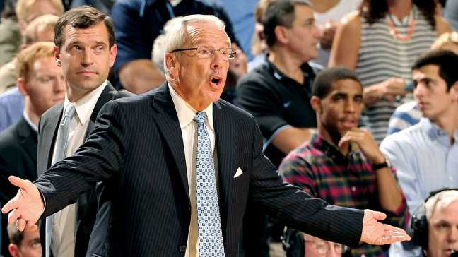 Who's next at North Carolina after Roy Williams' retirement?