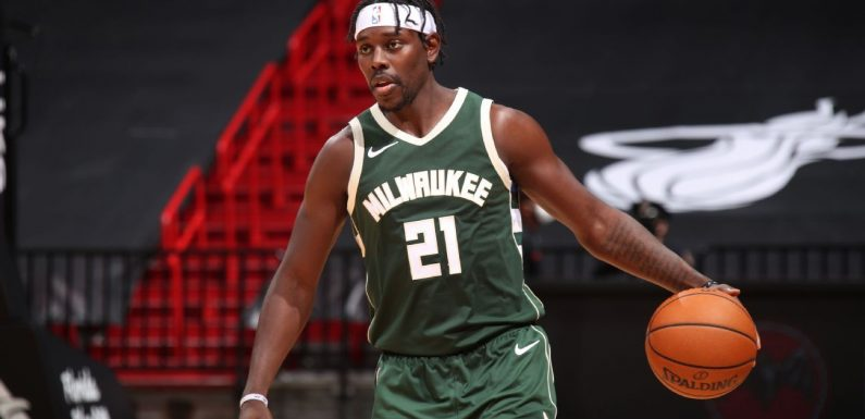 Bucks, Holiday agree to deal worth up to $160M
