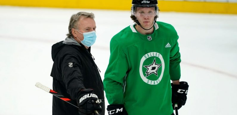 Stars' Bowness exits midgame due to protocols