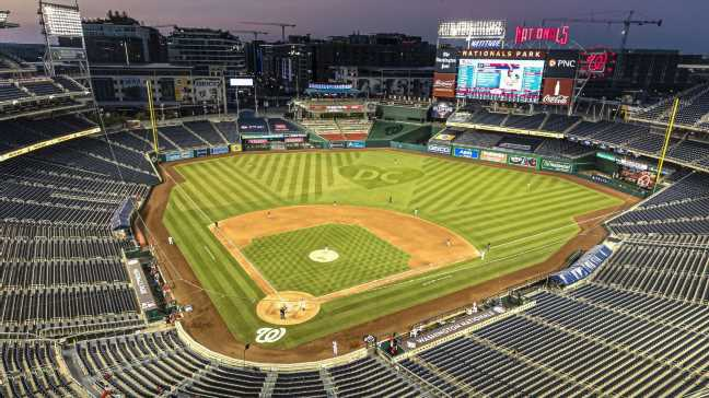 Nats to play doubleheader, eye roster moves