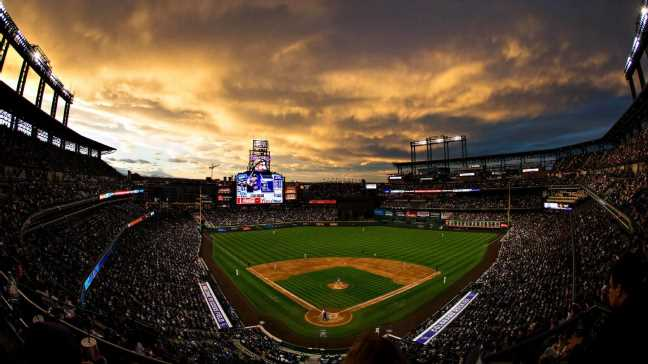 Sources: Coors Field to host '21 All-Star Game