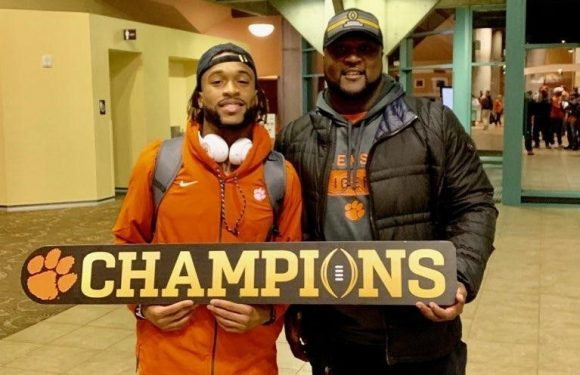 NFL draft prospect Amari Rodgers' best teacher might be his famous dad