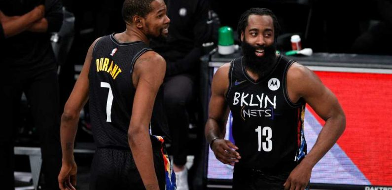 Nets injury updates: Will Kevin Durant, James Harden play vs. Pelicans?