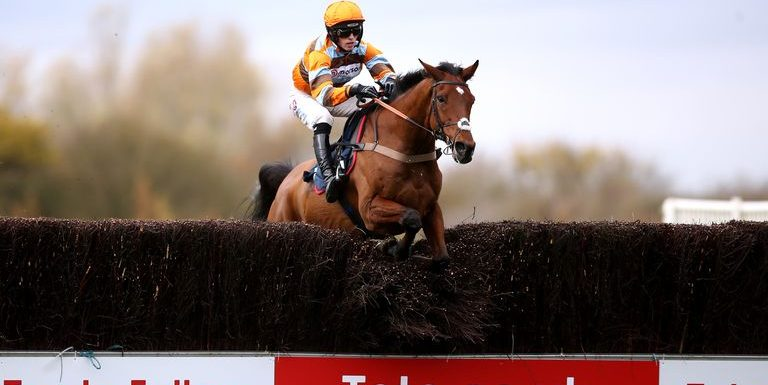 Nuts Well out to make a splash in Marsh Chase