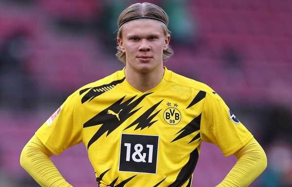 All eyes on Erling Haaland against Man City, just how Mino Raiola likes it