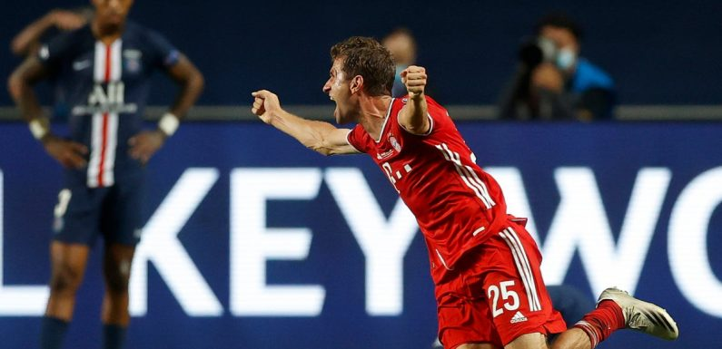 Thomas Muller interview: Why Bayern Munich will never be underdogs, even in 'random' Champions League