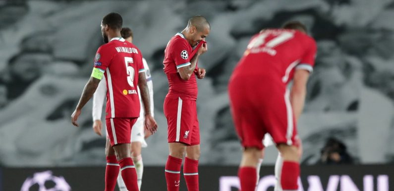 Why another famous Champions League comeback may be out of Liverpool's reach