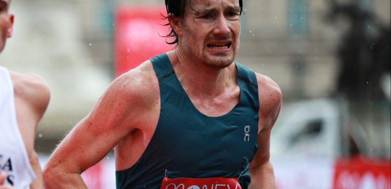 Chris Thompson wins UK marathon trials to seal place at Tokyo Olympics