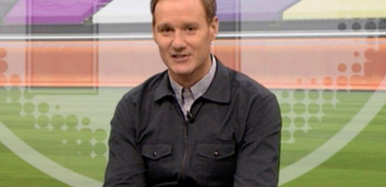 Dan Walker leaving BBC's Football Focus after 12 years