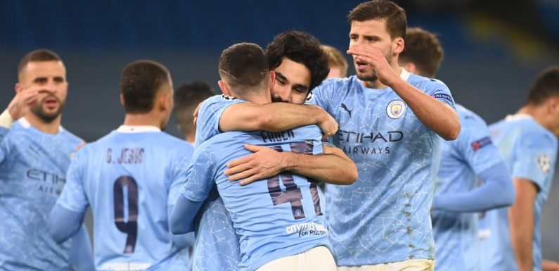 Champions League: Phil Foden hands Man City last-gasp win over Borussia Dortmund in quarter-final first leg