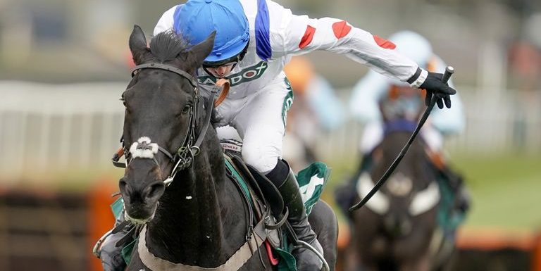 Monmiral masters Aintree rivals to stay unbeaten