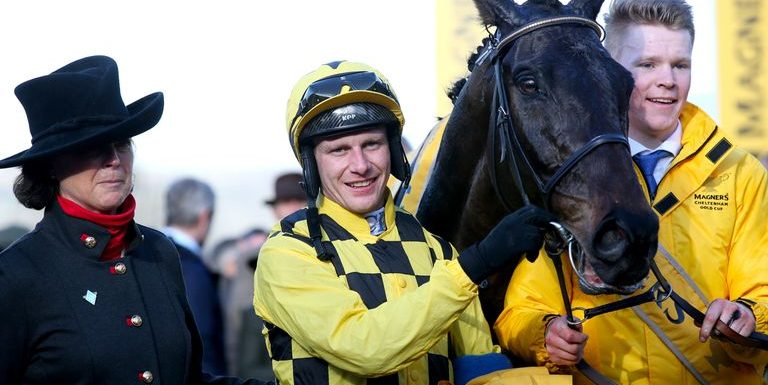 Paul Townend to miss Irish National card