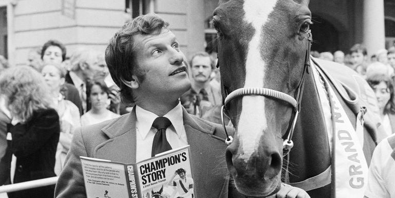 Bob Champion predicting more Grand National magic, 40 years on from his heroic victory riding Aldaniti