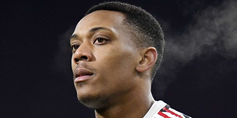 Anthony Martial: Manchester United striker could be out for remainder of season