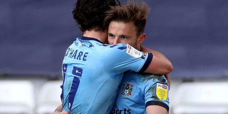 Coventry 3-1 Bristol City: Sky Blues earn vital win to boost survival hopes