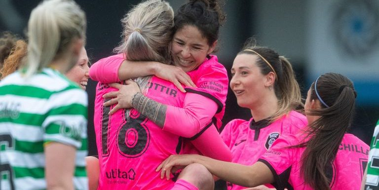 Scottish Women's Premier League: Glasgow City and Rangers win on return from coronavirus suspension