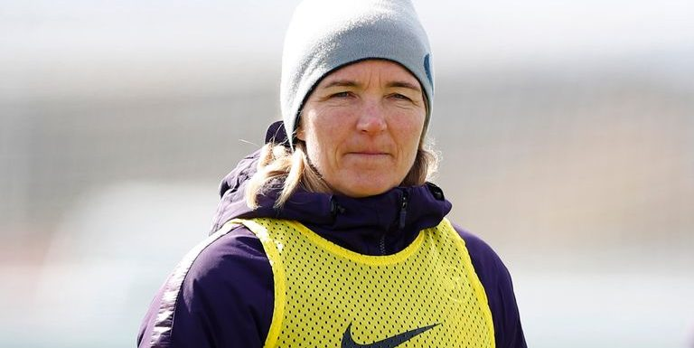 England Women: Hege Riise says France friendly is a chance for her Lionesses side to prove themselves