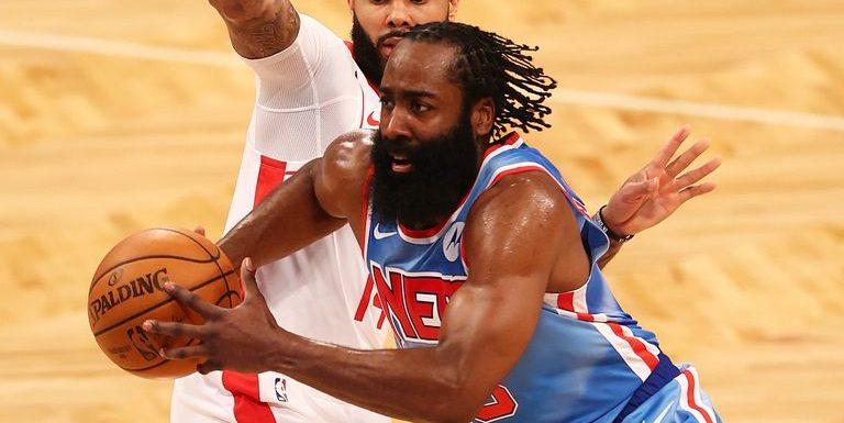 James Harden's status uncertain as Brooklyn Nets host Charlotte Hornets