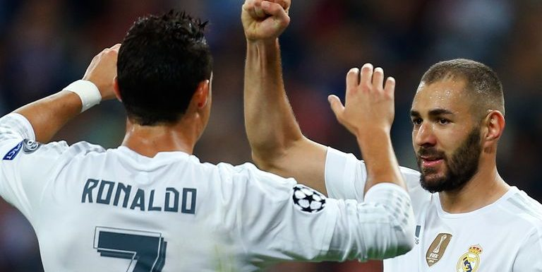 Karim Benzema: Real Madrid striker filling Cristiano Ronaldo's shoes and has Liverpool in his sights