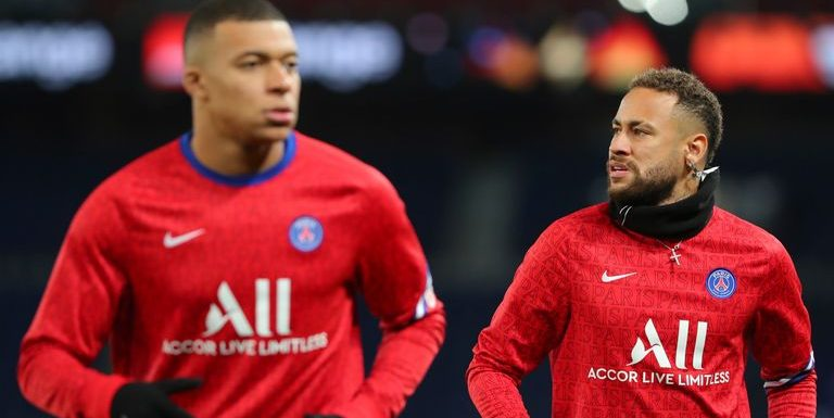 PSG hope to sort contract extensions for Neymar and Kylian Mbappe soon, says sporting director Leonardo