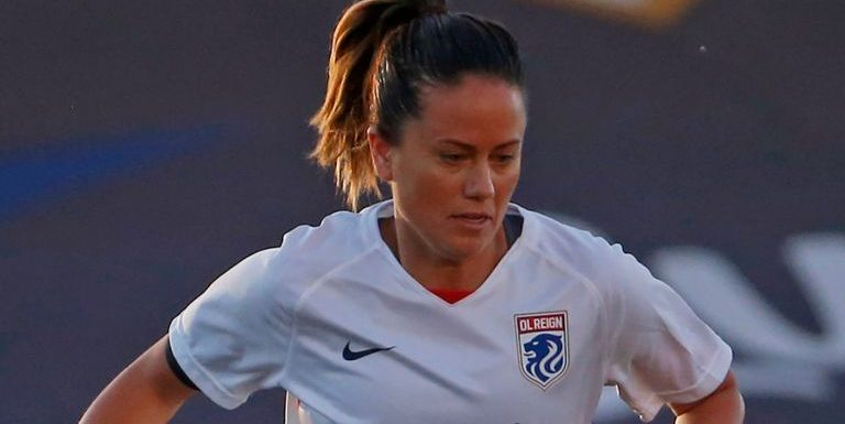 OL Reign: How Lauren Barnes is going 'MAD' for sustainability