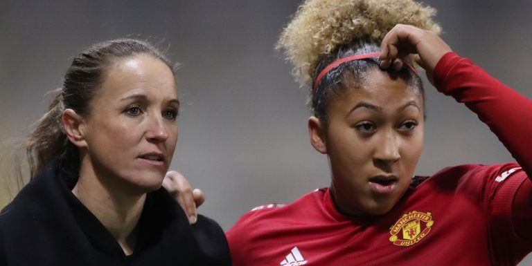 Lauren James: Manchester United forward will be 'frustrated' by England omission, says Casey Stoney