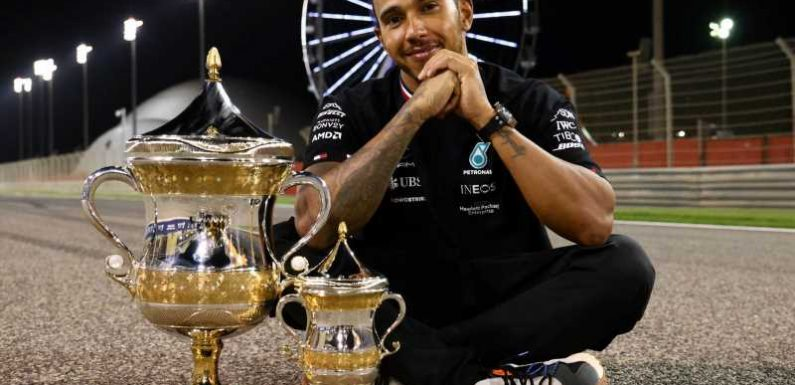 Lewis Hamilton, on and off the track: World champion on 'art form' and 'creativity' in Sky F1 exclusive